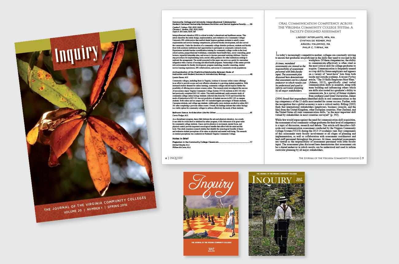 ogc portfolio books and magazines inquiry journal