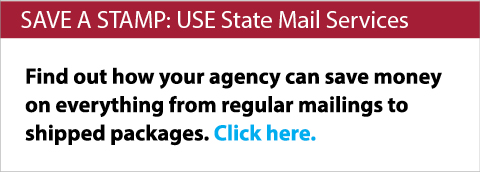Save a Stamp: Use State Mail Services